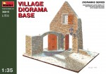 1-35-Village-diorama-base