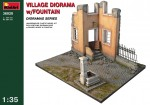 1-35-Village-Diorama-w-Fountain