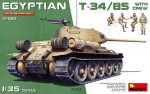 1-35-Egyptian-T-34-85-with-Crew