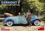1-35-Cabriolet-B-German-Car-Type-170V-w-2-fig-