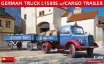 1-35-German-Truck-L1500S-w-Cargo-Trailer