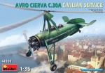 1-35-Avro-Cierva-C-30A-Civilain-Service-4x-camo