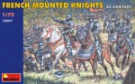1-72-FRENCH-MOUNTED-KNIGHTS