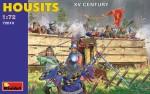 1-72-Figurky-Husitu-XV-Stoleti-Hussite-XV-century