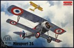 1-72-Nieuport-24-French-WWI-Fighter