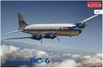1-144-Douglas-DC-6-Delta-American-Civil-Plane