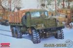 1-35-KrAZ-255B-Soviet-heavy-truck