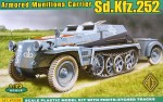 1-72-Sd-Kfz-252-armoured-munitions-carrier