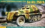 1-72-Sd-Kfz-250-9-Leichter-Schutzenpanzerwagen-2cm