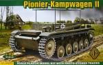 1-72-Pionier-Kampfwagen-II