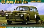 1-72-U-S-Army-Staff-Car-model-1942