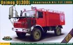 1-72-Unimog-U1300L-Feuerlosch-Kfz-TLF-1000