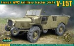 1-72-V-15T-French-WWII-4x4-artillery-tractor