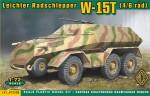 1-72-W-15T-4-6-rad-Leichter-Radschlepper
