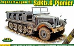 1-72-SdKfz-6-Pionier-Zugkraftwagen-5t