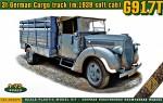 1-72-G917T-3t-German-Cargo-truck-m-1939-soft-cab