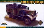 1-72-Einheints-Diesel-25t-6x6-Lastkraftwagen