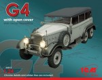 1-24-Typ-G4-with-open-cover-WWII-German-personnel-car