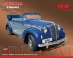 1-24-Admiral-Cabriolet-WWII-German-passenger-car
