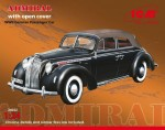 1-24-Admiral-with-open-cover-WWII-German-passenger-car