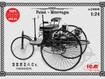 1-24-Benz-Patent-Motorwagen-1886-incl-PE-parts