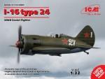 1-32-I-16-type-24-Soviet-Fighter-WWII