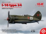 1-32-I-16-type-24-Soviet-Fighter-WWII