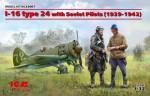 1-32-I-16-type-24-w-Soviet-Pilots-1939-1942