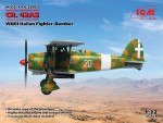 1-32-Fiat-CR-42AS-Italian-Fighter-Bomber-3x-camo