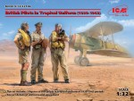 1-32-British-Pilots-in-Tropical-Uniform-1939-1945