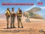 1-32-British-Pilots-in-Tropical-Uniform-1939-1945