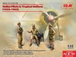1-32-Italian-Pilots-in-Tropical-Uniform-1939-1943