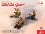 1-32-WWII-Axis-Pilots-in-the-cockpit-3-fig-