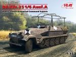 1-35-Sd-Kfz-251-6-Ausf-A-German-Armor-Comm-Vehicle