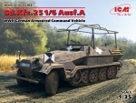 1-35-Sd-Kfz-251-6-Ausf-A-German-Armor-Comm-Vehicle