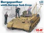1-35-Bergepanter-with-German-Tank-crew