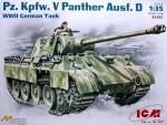 1-35-Pz-Kpfw-V-Hunter-Ausf-D-WWII
