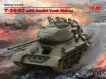 1-35-T-34-85-w-Soviet-Tank-Riders-1943-1945
