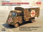 1-35-Lastkraftwagen-3-5-t-AHN-with-shelter-WWII-German-ambulance-truck