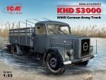 1-35-KHD-S3000-WWII-German-Army-Truck
