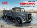 1-35-KHD-S3000-WWII-German-Army-Truck