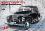 1-35-Kapitan-2-door-saloon-WWII-German-staff-car