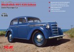 1-35-Moskvitch-401-420-Saloon-Soviet-passenger-car