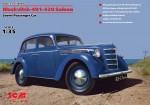 1-35-Moskvitch-401-420-Saloon-Soviet-passenger-car