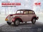 1-35-Moskvitch-401-420A-Soviet-Passenger-Car