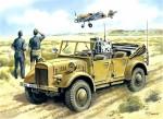 1-35-le-gl-Einheits-Pkw-Kfz-2-WWII-German-Radio-Car