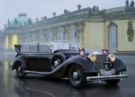 1-35-Typ-770K-W150-Tourenwagen-WWII-German-Leaders-Car