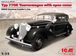 1-35-Typ-770K-Tourenwagen-with-open-cover-WWII-German-Leaders-car