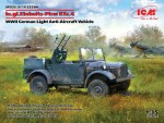 1-35-le-gl-Einheitz-Pkw-Kfz-4-Light-AA-Vehicle