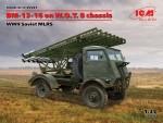 1-35-BM-13-16-on-W-O-T-8-chassis-Soviet-WWII-MLRS